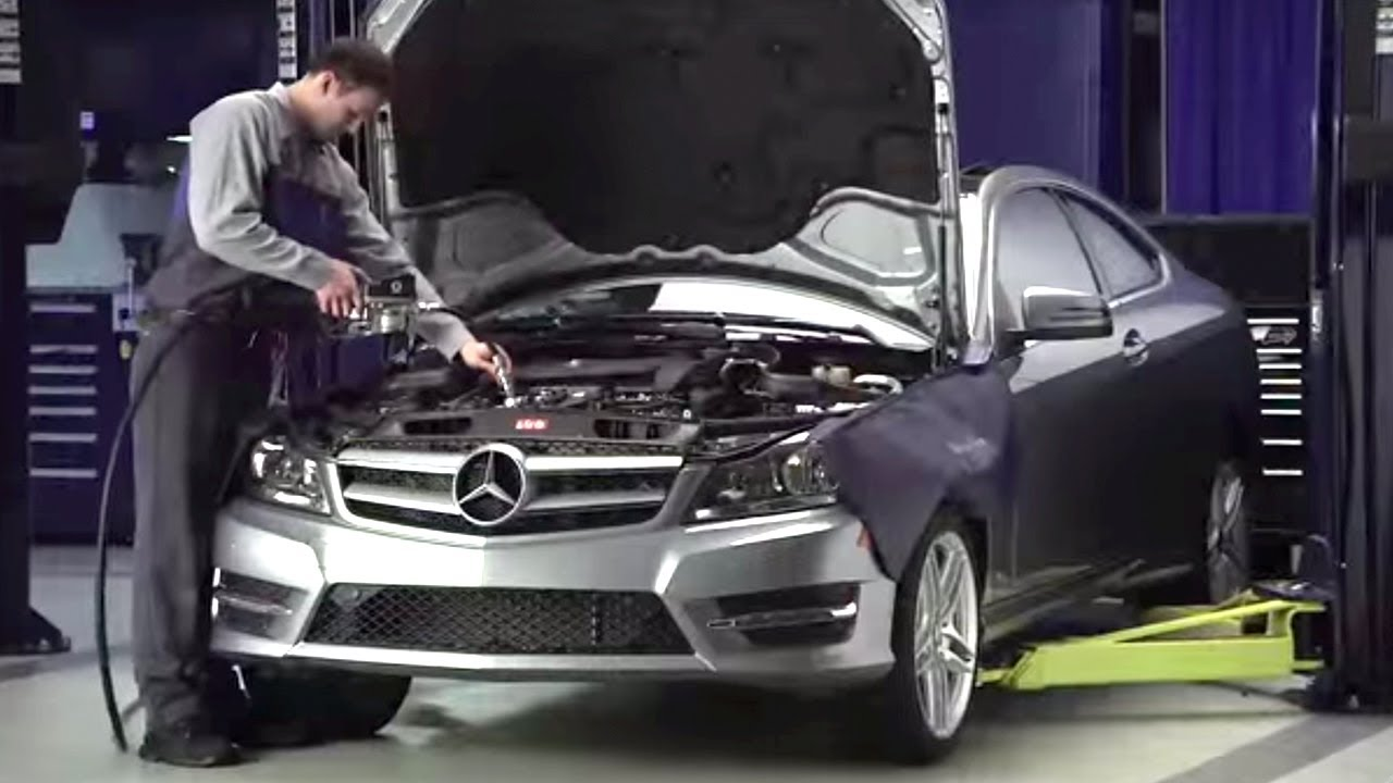 How to Get the Best Mercedes Servicing Center Meeting your Specific Need